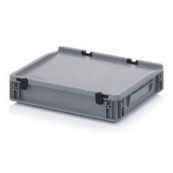Contenitore Impilabile con coperchio ED 43/75 HG