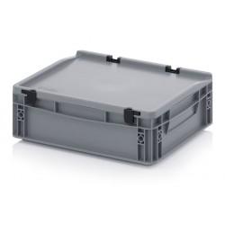Contenitore Impilabile con coperchio ED 43/12 HG