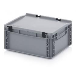 Contenitore Impilabile con coperchio ED 43/17 HG