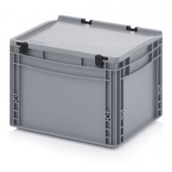 Contenitore Impilabile con coperchio ED 43/27 HG