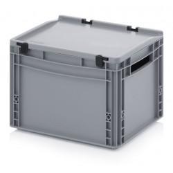 Contenitore Impilabile con coperchio ED 43/27