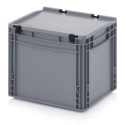 Contenitore Impilabile con coperchio ED 43/32 HG