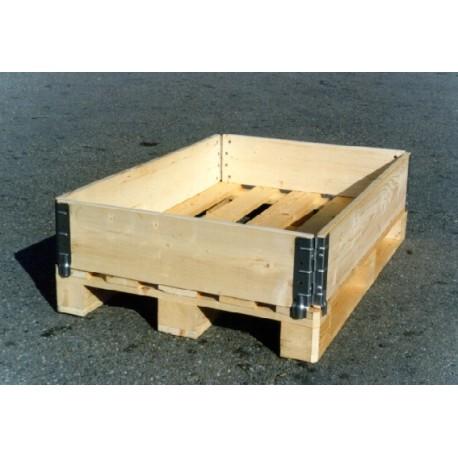 Paretale in legno dim. mm 1200x800x200h