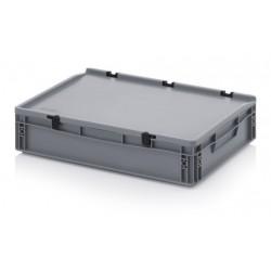 Contenitore Impilabile con coperchio ED 64/12 HG
