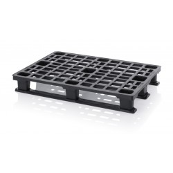 LP 1208K OS- PALLETS PLASTICA - SENZA BORDO DI SICUREZZA