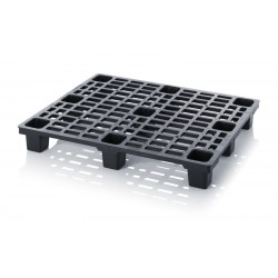 LP 1210 OS - PALLETS PLASTICA - SENZA BORDO DI SICUREZZA