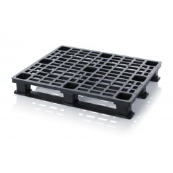 LP 1210K OS - PALLETS PLASTICA - SENZA BORDO DI SICUREZZA