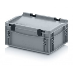 Contenitore Impilabile con coperchio ED 32/12 HG