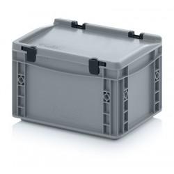 Contenitore Impilabile con coperchio ED 32/17 HG