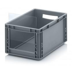 Contenitore a bocca di lupo modulare SLK ES 43-22 CON FINESTRA